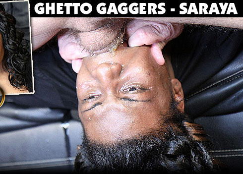 The Ghetto Gaggers Saraya Video